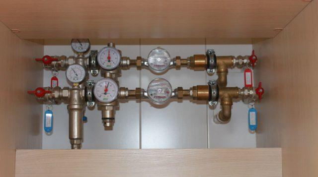 Как отрегулировать редуктор воды в квартире