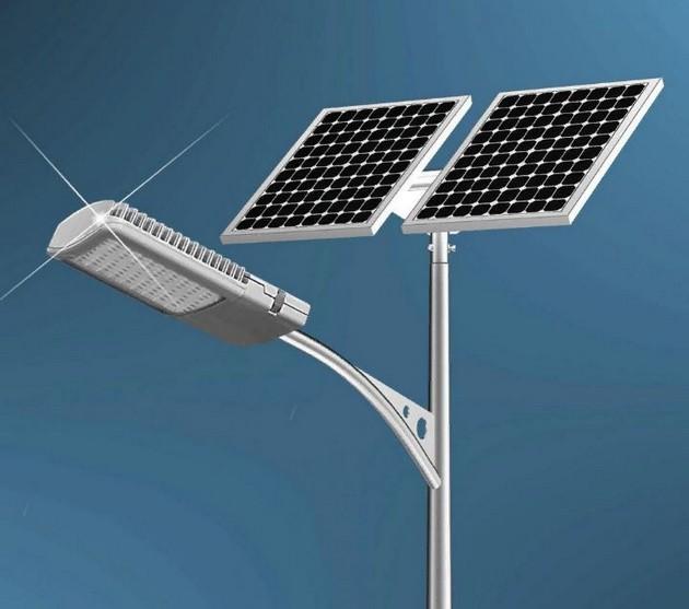 Установка солнечных батарей 1