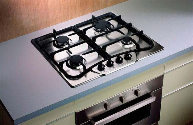 Газовая плита незаменима на кухне
