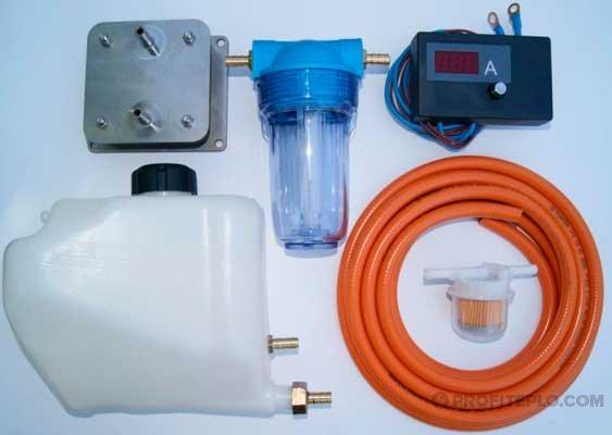 компоненты водородного генератора