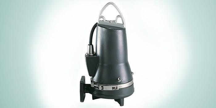 Мощный фекальный насос с измельчителем Grundfos SEG.40.40.EX 2.50B