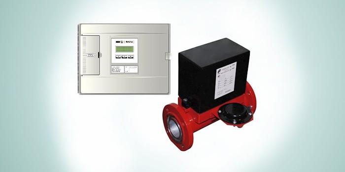 Ультразвуковой счетчик газа ИРВИС-РС4