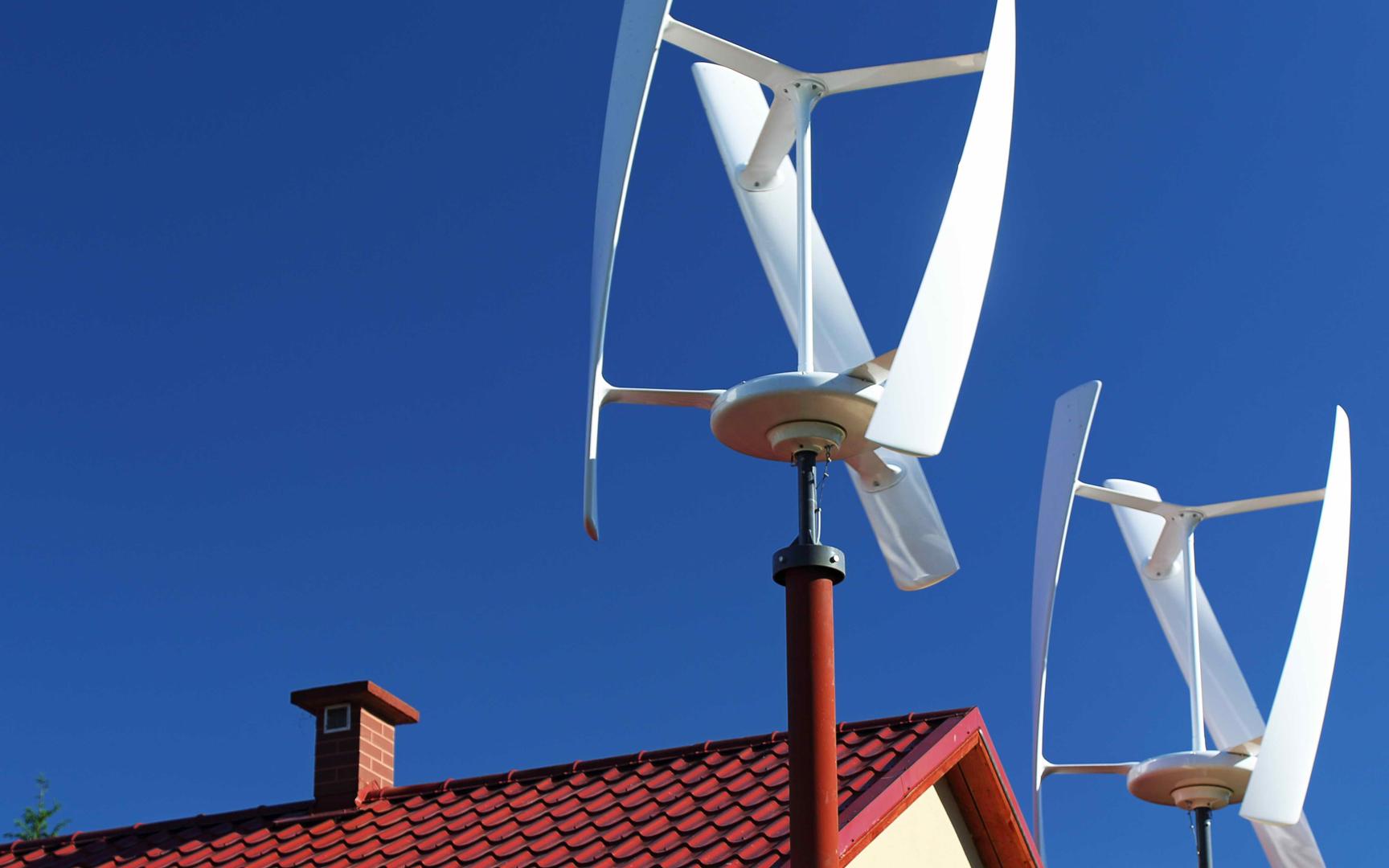 ветровая энергия