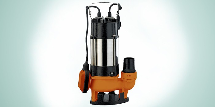 Фекальный насос с измельчителем Вихрь ФН-450Л