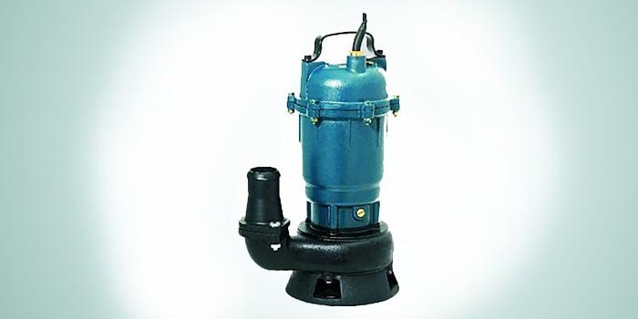 Погружной насос для откачки фекалий AquaTechnica БЦД Proton 900 FS