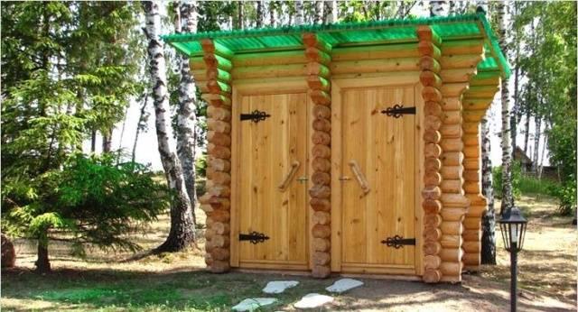 Средство для уличных туалетов