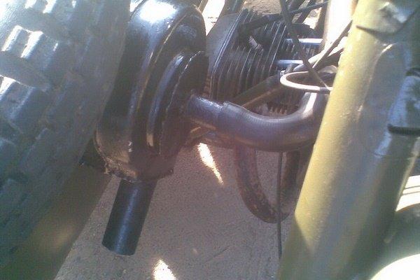 Шаг 14: Подключение вентилятора гибкой трубой