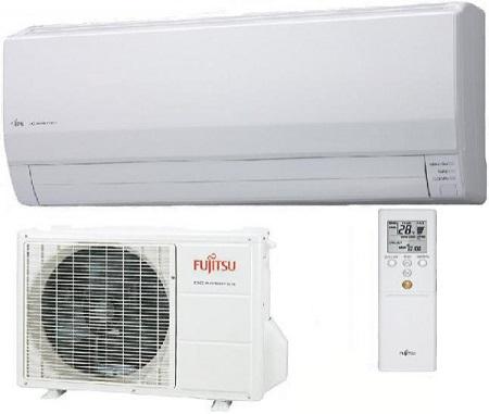 Fujitsu ASYG07LECA AOYG07LEC