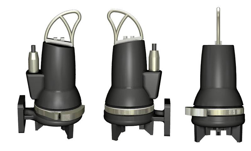 Grundfos SEG 40.09.2.1.502 – лучший инновационный фекальный насос