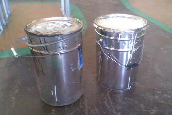Шаг 10: Сооружение двухъярусного фильтра с корпусом из ведер