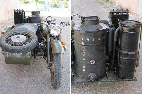 Устройство газогенератора для транспортного средства