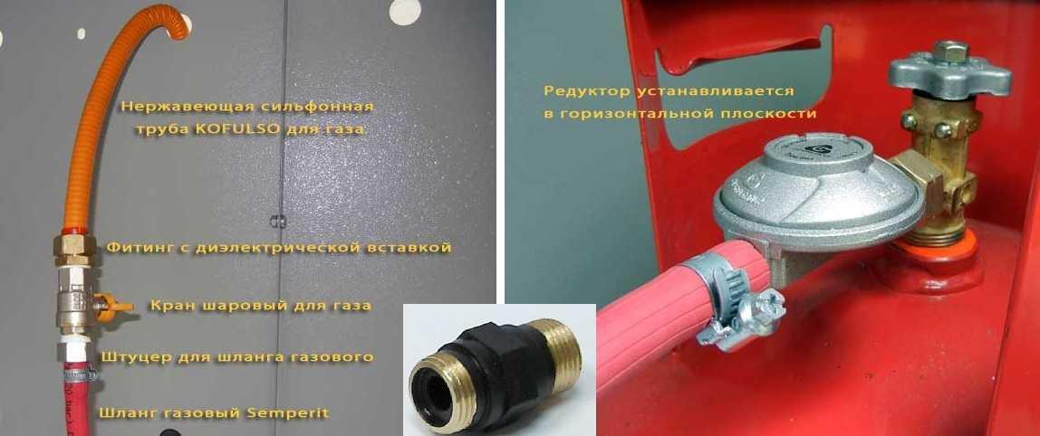 Как подключить газовую плиту в квартире самостоятельно