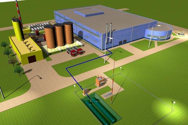 Проектирование газопровода