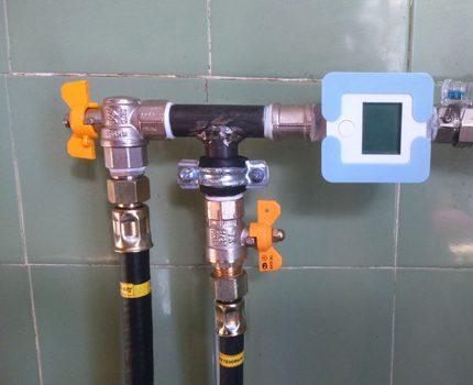 прокладка, газопровод, оборудование, газовой службы, подачи газа