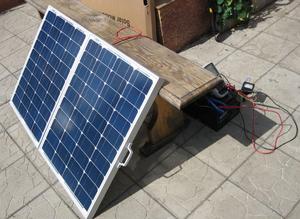 Солнечная панель для дома своими руками