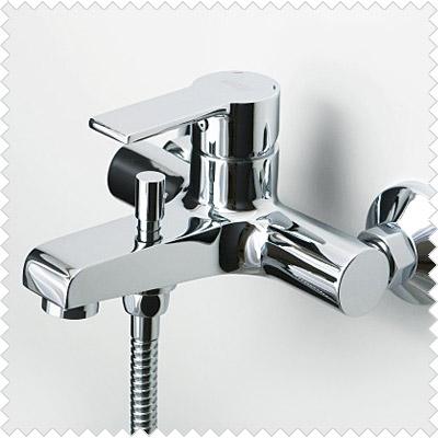 Пробковый механизм переключения душ - излив