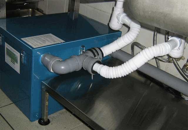 устройство жироуловителя