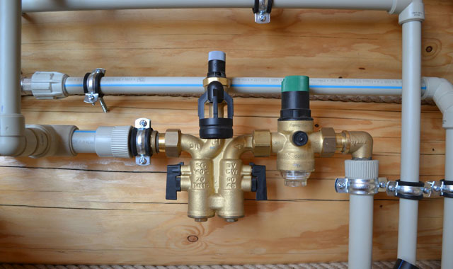как монтировать полипропиленовые трубы для водопровода