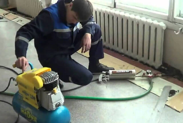 промывка системы отопления многоквартирного дома правила