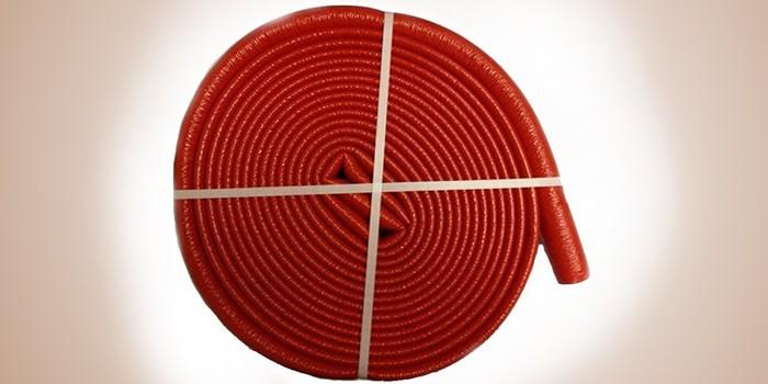 Теплоизоляция для водопроводных труб Супер протект 28