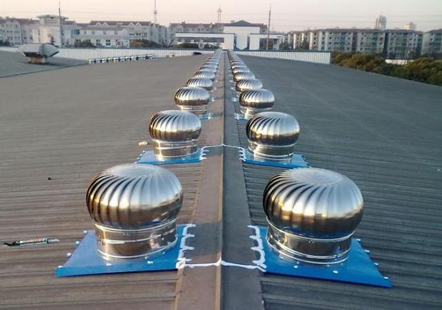 Турбодефлектор или дефлектор цаги