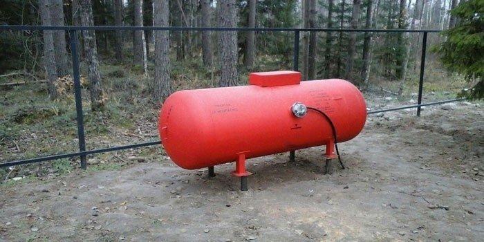 Мини-газгольдер GT7 РПГ-3