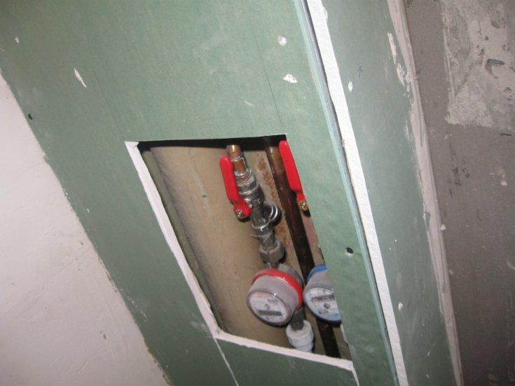 Замена труб в туалете от А до Я от проекта до установки