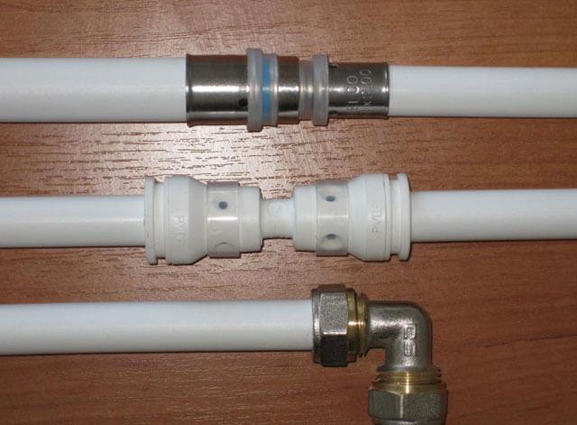 чем отличаются металлопластиковые трубы от полипропиленовых