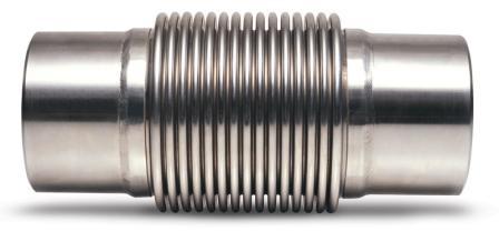 Компенсатор представляет собой отрезок полипропиленовой трубы, изогнутый в виде петли