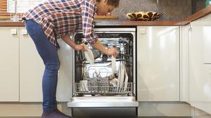 Оценка работы посудомойки