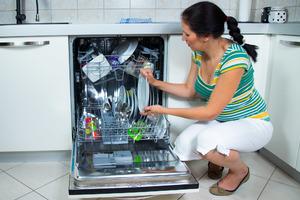 Посуда ,которая боится техники