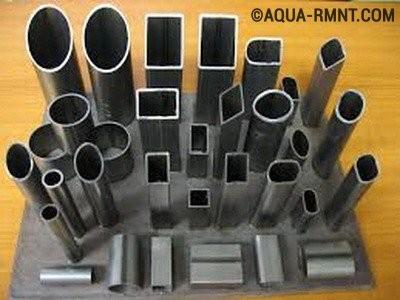 Стальные трубы: виды стальных изделий