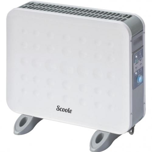 Электрический конвектор Scoole SC HT HL1 1000 W