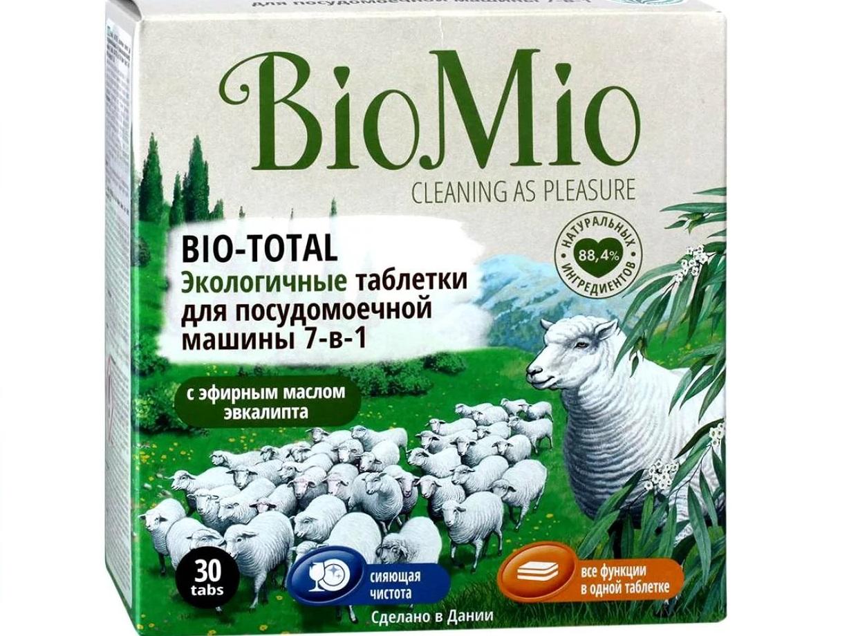 таблетки BioMio