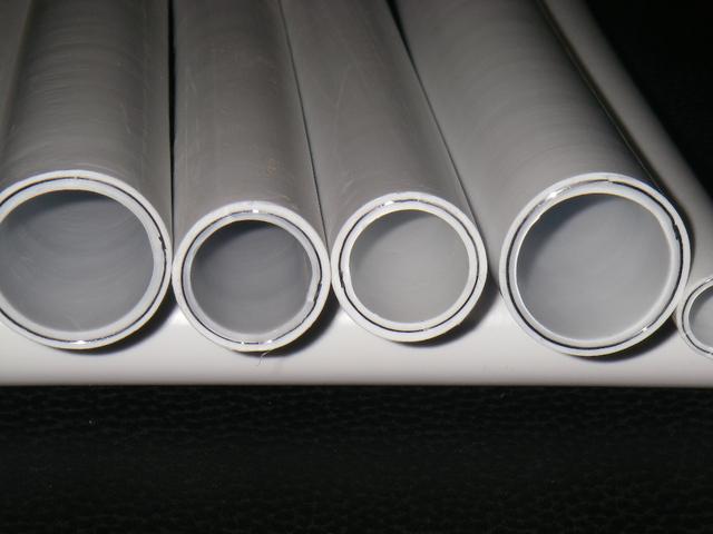 Фото: металлические трубы