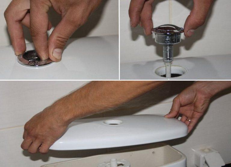 Как разобрать сливной бачок унитаза — инструктаж по разборке