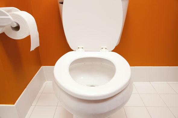 Как очистить ершик туалетный