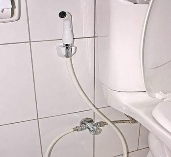 душ для унитаза