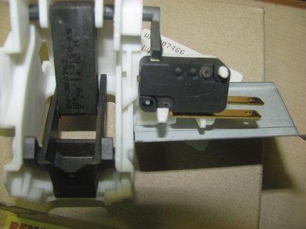 Блокиратор загрузочной двери