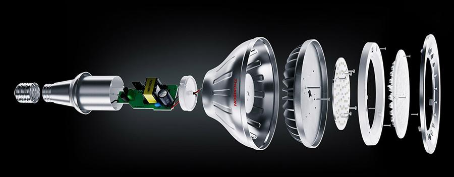 Светодиодная лампа 1
