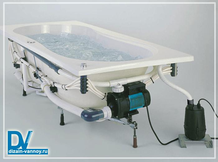 ремонт гидромассажных ванн
