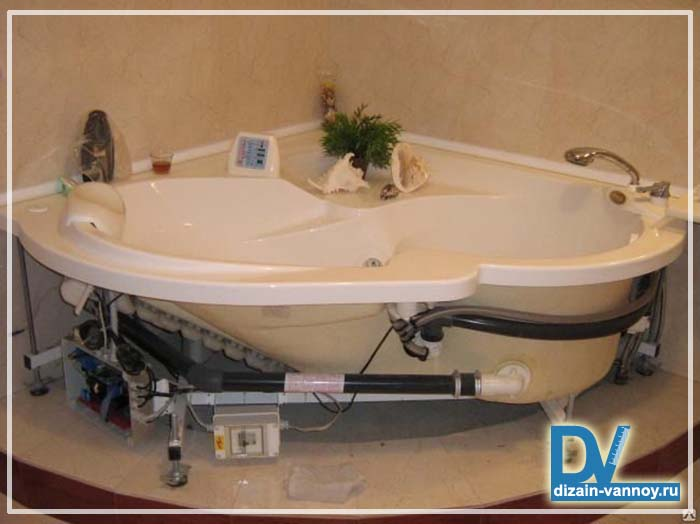 форсунки для гидромассажных ванн