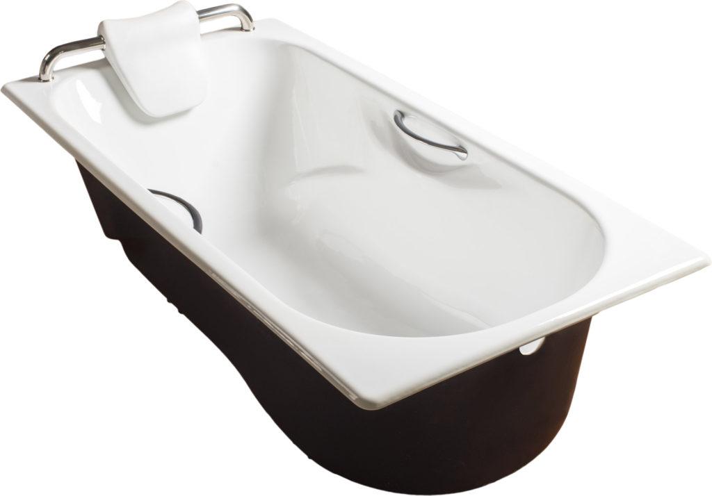 Чугунная ванна Универсал Сибирячка