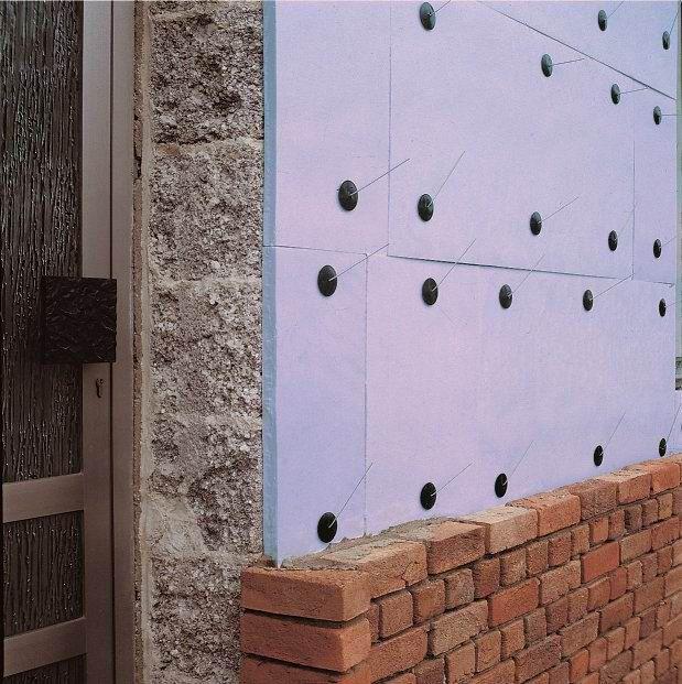Экструдированный пенополистирол для утепления стен фасада