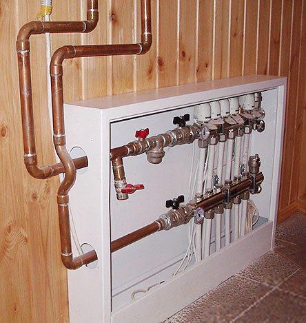 Пример настенной модели шкафчика