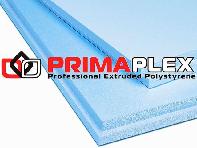 Экструдированный пенополистирол Primaplex-35