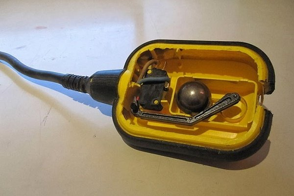 Работоспособность поплавкового сигнального устройства