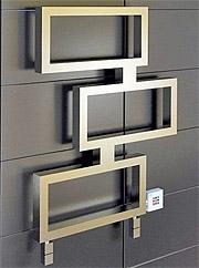 Красивый дизайн электрополотенцесушителя (фото)