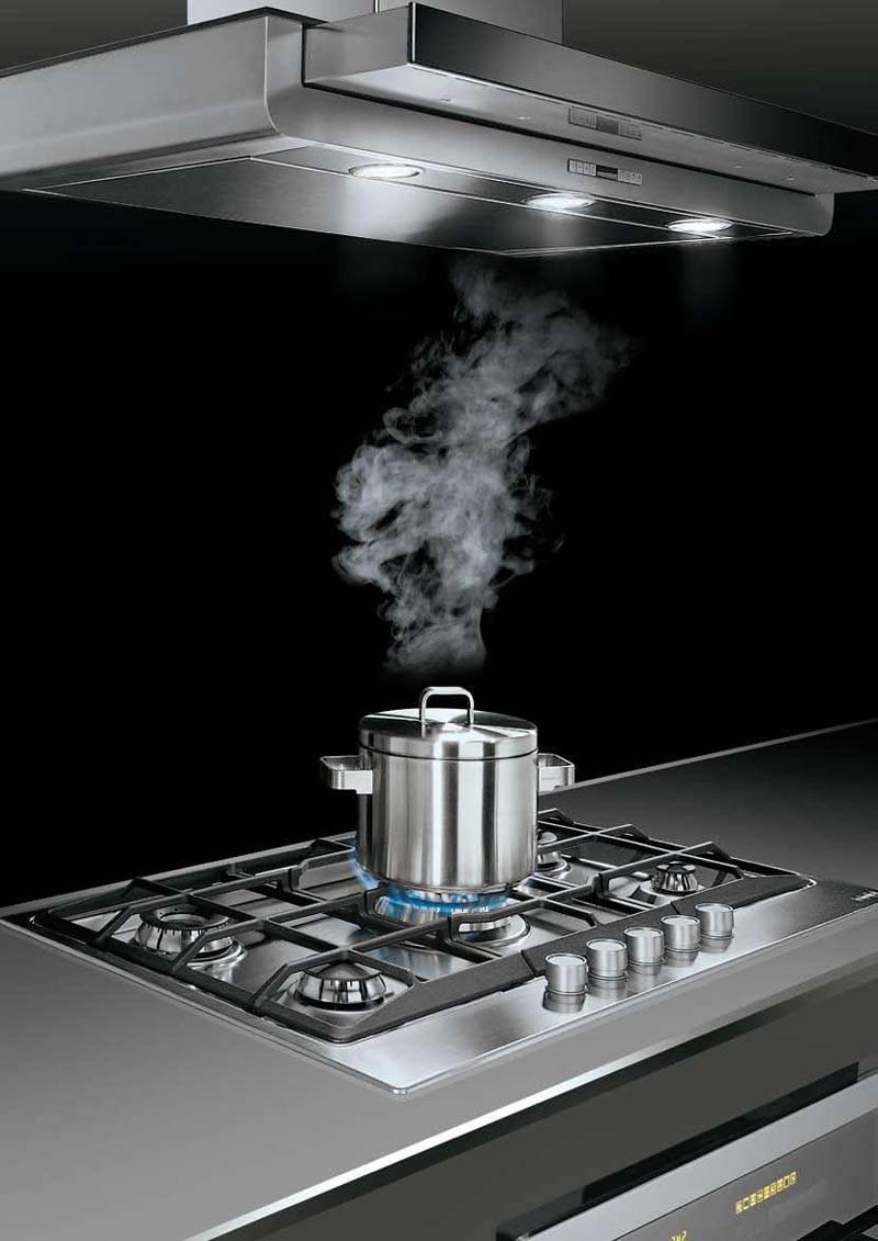 Угольный фильтр и отвод – лучшее решение