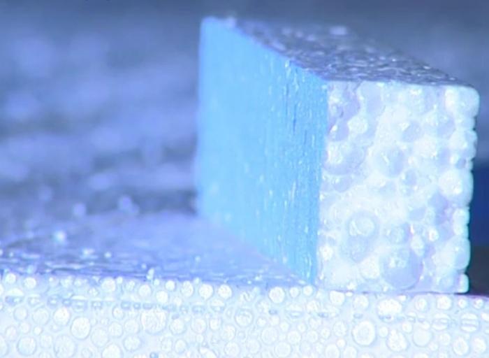 Размеры пенополистирола толщина листа утеплителя 10 и 50 мм